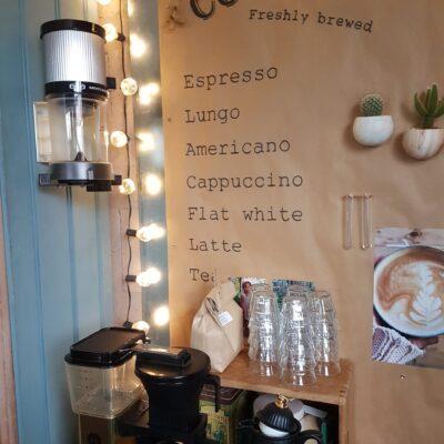 Koffie van Izzy (1kg)