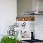 Keuken voor workshops van Izzy