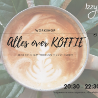 Koffie workshop // Alles over koffie
