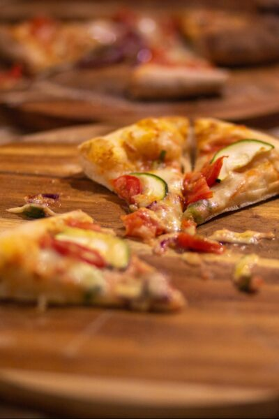 Pizza Workshop pizza uit de houtoven