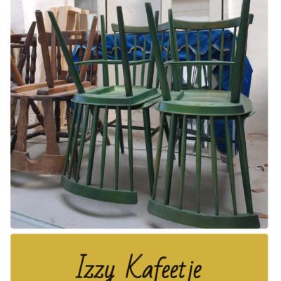 Support Izzy Kafeetje